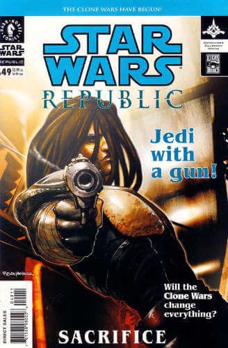 Republic #49: Sacrifice
