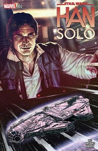 Han Solo, Part III