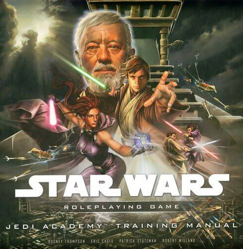 Star Wars Roleplaying Game: Jedi Academy Training Manual