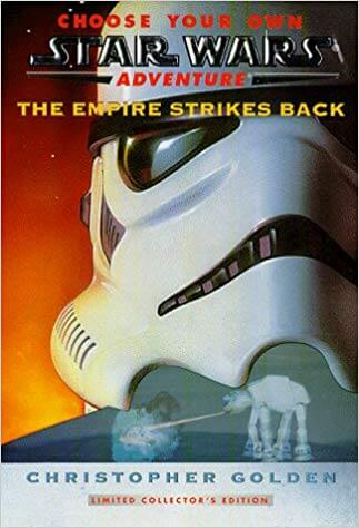 Choose Your Own Star Wars Adventure: The Empire Strikes Back