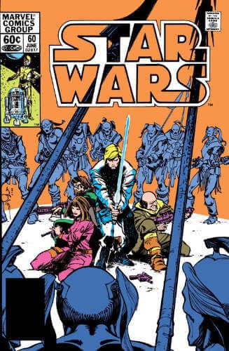 Star Wars (1977) #60: Shira's Story
