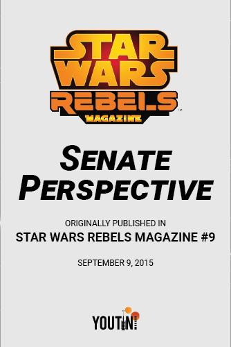 Senate Perspective