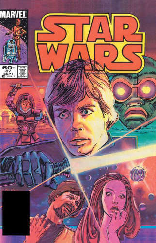 Star Wars (1977) #87: Still Active After All These Years