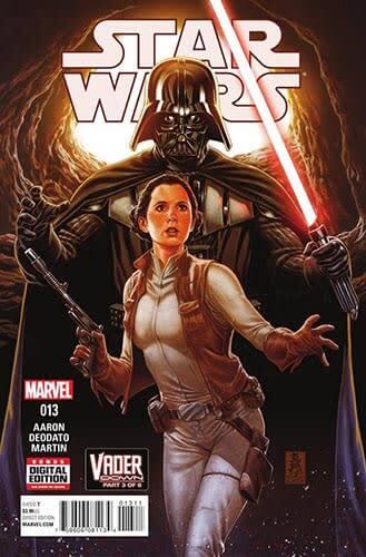 Star Wars (2015) #13: Vader Down, Part III