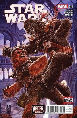 Star Wars (2015) #14: Vader Down, Part V
