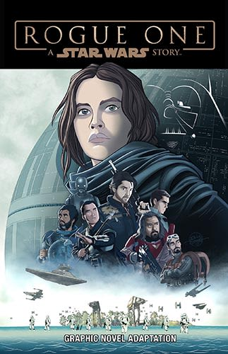 Rogue One Graphic Novel Adaptation