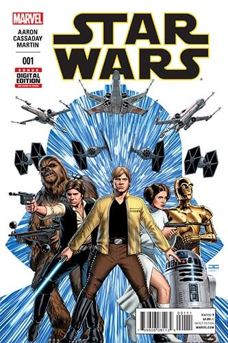 Star Wars (2015) #01: Skywalker Strikes