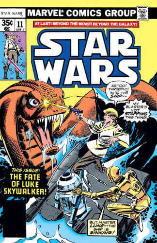 Star Wars (1977) #11: Star Search!
