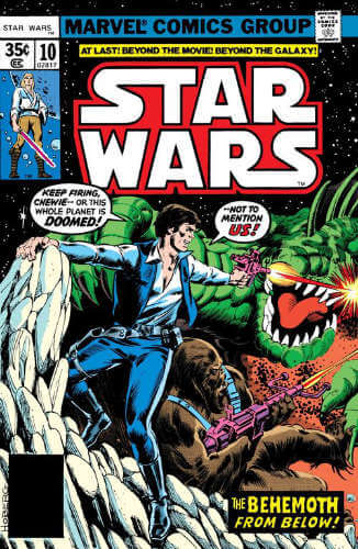 Star Wars (1977) #10: Behemoth from the World Below