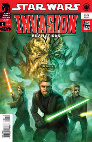 Invasion: Revelations #1