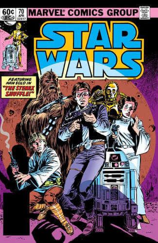 Star Wars (1977) #70: The Stenax Shuffle