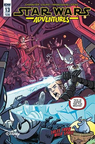 Star Wars Adventures (2017) #13