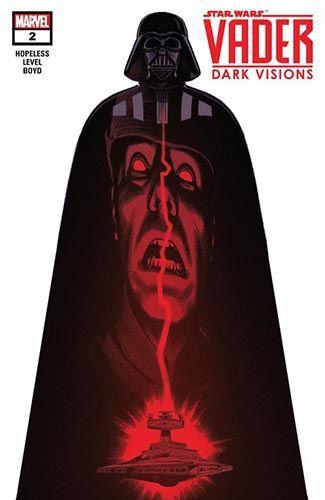 Vader: Dark Visions #2