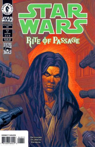 Republic #43: Rite of Passage, Part 2