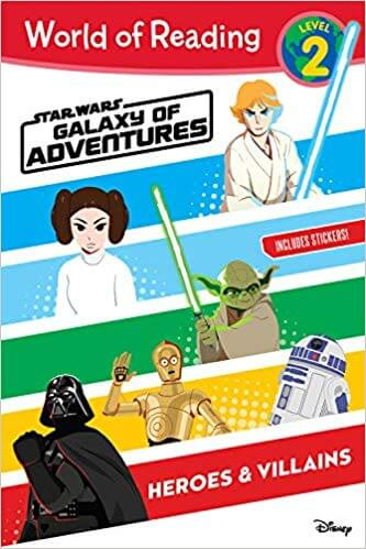 Galaxy Of Adventures: Heroes & Villains