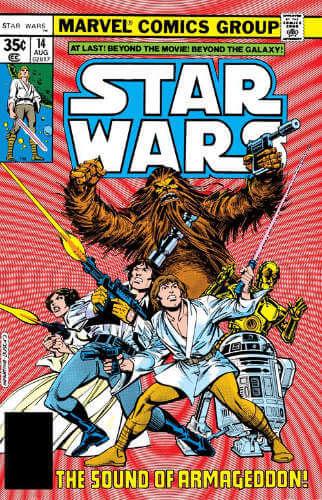 Star Wars (1977) #14: The Sound of Armageddon