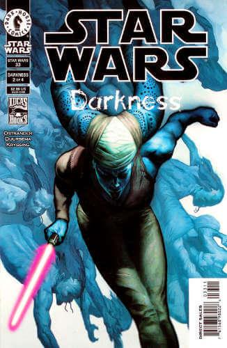 Republic #33: Darkness, Part 2