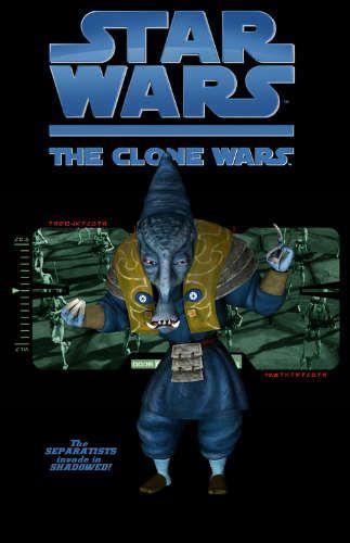 The Clone Wars: Shadowed