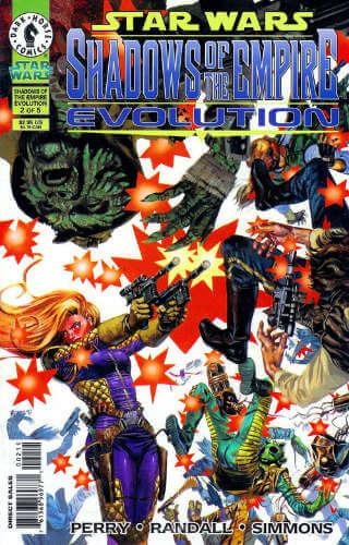 Shadows of the Empire: Evolution #2