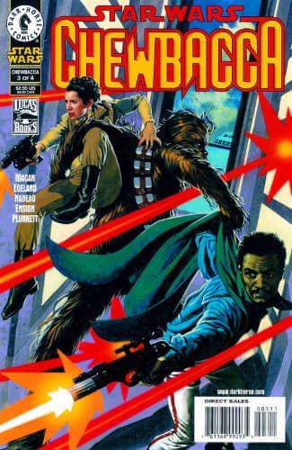 Chewbacca (2000) #3