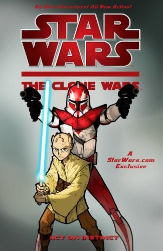 The Clone Wars - Act On Instinct