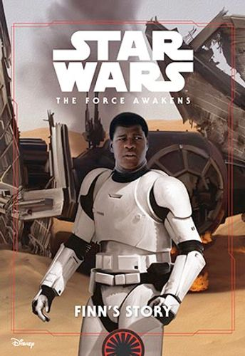 The Force Awakens: Finn's Story