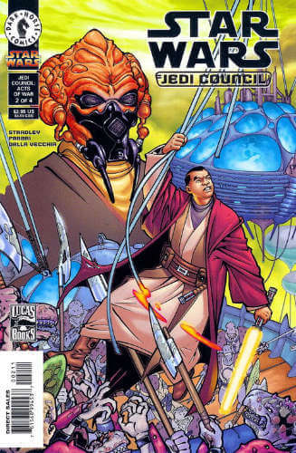 Jedi Council: Acts of War #2