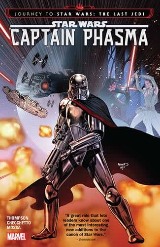 Captain Phasma (Trade Paperback)