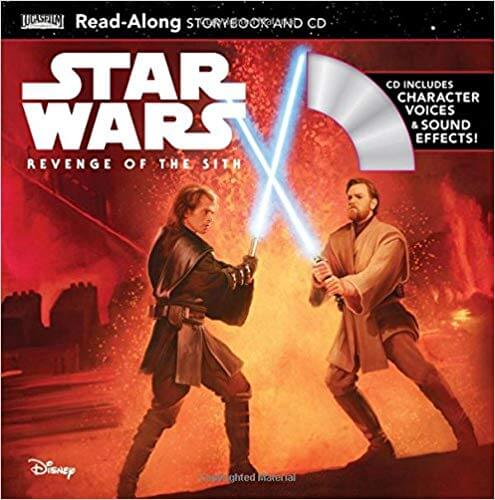 Revenge of the Sith Read-Along Storybook