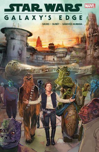 Galaxy's Edge: Trade Paperback