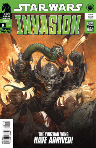 Invasion #0: Refugees, Prologue