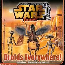Droids Everywhere!