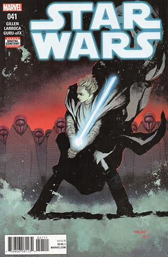 Star Wars (2015) #41: The Ashes of Jedha, Part IV