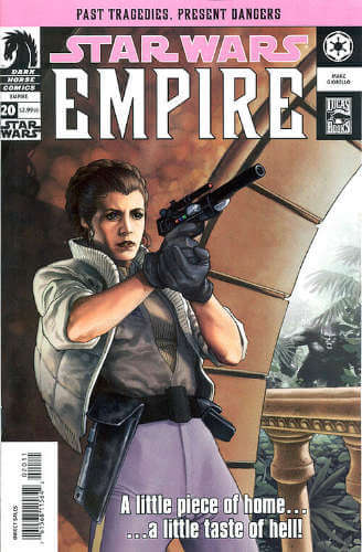 Empire #20: A Little Piece of Home, Part 1
