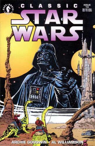 Classic Star Wars #10: The Return Of Ben Kenobi