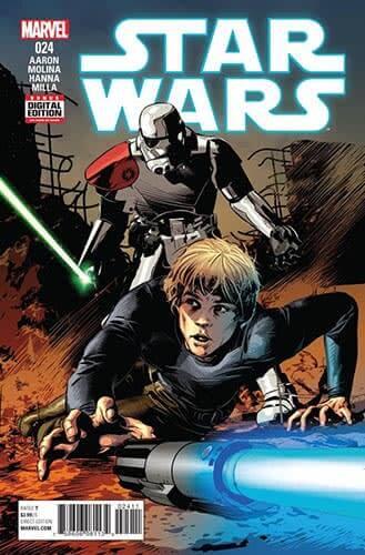 Star Wars (2015) #24: The Last Flight of the Harbinger, Part IV
