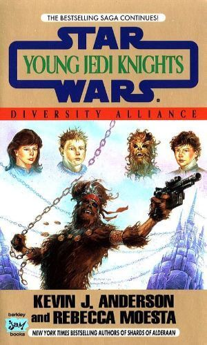 Young Jedi Knights #8: Diversity Alliance
