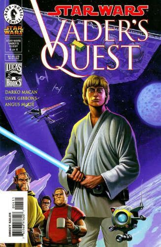 Vader's Quest #4