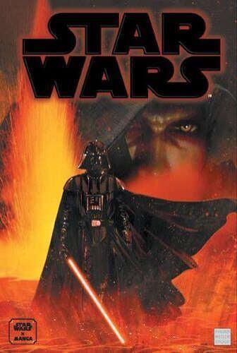 Star Wars Manga: Black