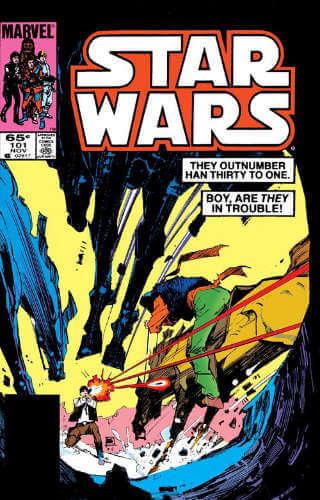 Star Wars (1977) #101: Far, Far Away