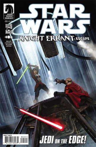 Knight Errant: Escape #5