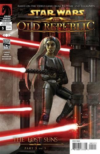 The Old Republic: The Lost Suns #5