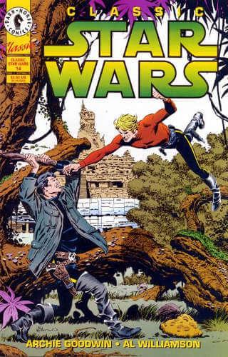Classic Star Wars #14: Doom Mission