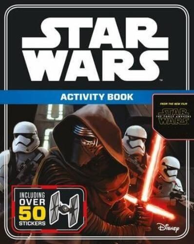 The Force Awakens Activity Book