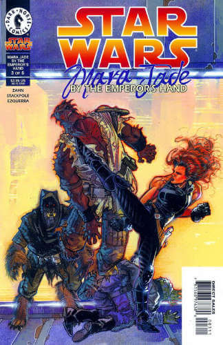 Mara Jade: By the Emperor's Hand #3