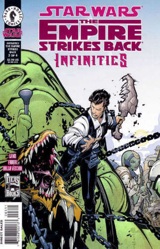 Star Wars Infinities: The Empire Strikes Back #3