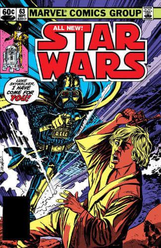 Star Wars (1977) #63: The Mind Spider
