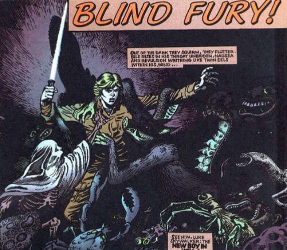 Blind Fury!