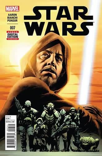 """Star Wars (2015) #07: From the Journals of Old Ben Kenobi: """"The Last of His Breed"""""""