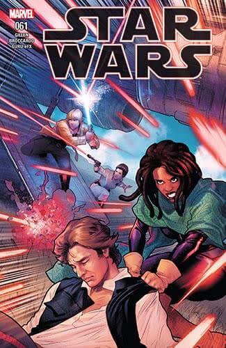 Star Wars (2015) #61: The Escape Part VI